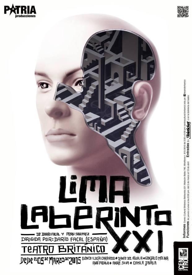 """""""Lima Laberinto XXI"""""""