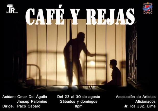 """""""Café y rejas"""" está basada en una obra del español Javier Rey de Sola. (Foto: VyV Comunicaciones/ Difusión)"""