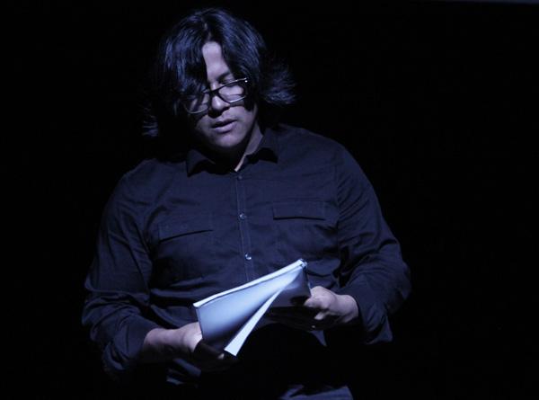 Emilram Cossío. (Foto: Claudia Alva/ Teatro Perú)