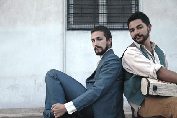 Dusan Fung y Mario Gaviria. (Foto: Difusión)