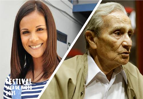 Carlos Gassols y Mónica Sánchez. (Foto: La Plaza/ Difusión)