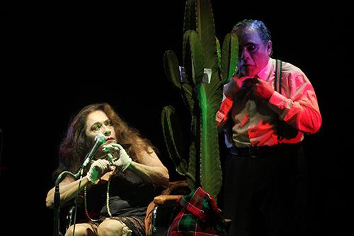 Yuyachkani presenta  retrospectiva en el Teatro de la Pacífico. (Foto: Difusión)