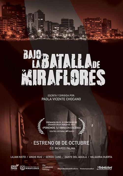 Bajo la Batalla de Miraflores