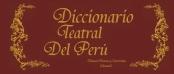 Diccionario Teatral del Perú